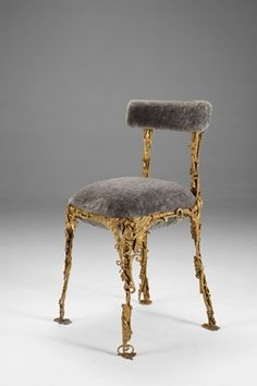 Fernando & Humberto Campana - Lupa Chair - wonderful work
