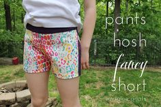 Hosh Shorts by imaginegnats