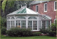 Classical Victorian Conservatory (Louisiana) by Tanglewood Conservatories