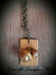 Acorns talisman