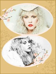 Stevie Nicks Collage Created By Tisha 02/02/15