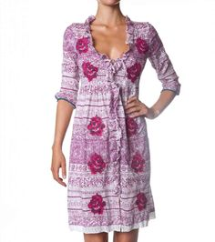 riseabove printed dress from Odd Molly