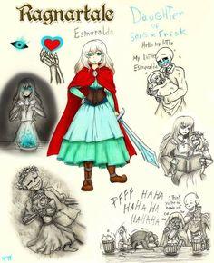 Frans Undertale, Anime Undertale, Undertale Ships, Undertale Cute, Core Frisk, Sans X Frisk, Little My, Chara, Anime Art