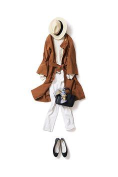 Kyoko Kikuchi's Closet   オールホワイトスタイルが似合う日