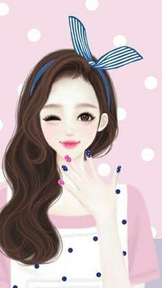 Kartun Korea Lucu Enjoy Your Life In 2019 Pinterest
