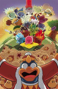 Kirby! by FireCouch.deviantart.com on @deviantART