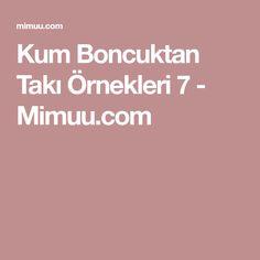 Kum Boncuktan Takı Örnekleri 7 - Mimuu.com
