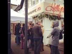 Kelly's Bake Shoppe ::: GRAND Opening Day Highlights - YouTube