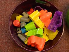 Hands On Bible Teacher: A FEW more BUCKET BIBLE LESSONS for the Toddler Class