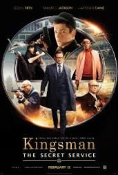 Kingsman: The Secret Service on DVD June 2015 starring Colin Firth, Taron Egerton, Michael Caine, Sofia Boutella. Kingsman: The Secret Service tells the story of a super-secret spy organization that recruits an unrefined but promising street kid into the Film Movie, Film D'action, Bon Film, See Movie, Movie List, Hindi Movie, 2015 Movies, Hd Movies, Movies To Watch