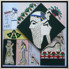 Egypt+mesopotamia