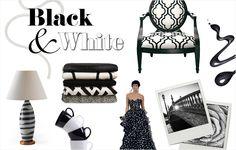 Trends - Black & White