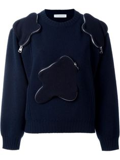 J.W.Anderson zipped pocket jumper