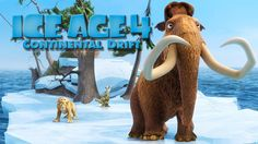 #8 Ice Age 4 Continental Drift Arctic Games - Scrat Cannon - Video Game ...