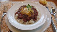 Red Beans and Rice – Slow Cooker
