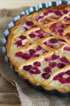 Raspberry Cake – The Taste of Good - Kuchenn Rezeptee Bakery Recipes, Kitchen Recipes, Cooking Recipes, Chilean Recipes, Raspberry Cake, Sweet Tarts, Desert Recipes, Cakes And More, Original Recipe