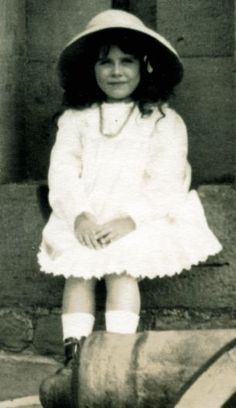 The Queen Mother at age five.   Queen Elizabeth The Queen Mother, Date of birth August 4, 1900.