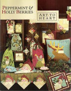 peppermint holly -Art to heart - Yolanda J - Álbuns da web do Picasa