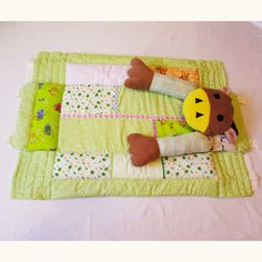 BabynestBig Developing Play Matsleep bed cotbaby by NattyBabyShop