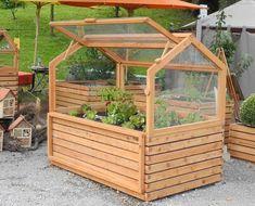 Precious Tips for Outdoor Gardens - Modern Garden Frogs, Garden Boxes, Vegetable Garden, Backyard Greenhouse, Backyard Landscaping, Cold Frame, Raised Garden Beds, Winter Garden, Growing Plants
