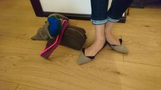 impressions showroom popup shoes bags cardigan Bavaria munich leather couture luxury fashion