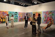 A TOUR OF ART BASEL MIAMI BEACH 2014 | Daily Design News#bestinteriordesign #dailydesignews #interiordesign #interiordesignews #luxuryinteriordesign