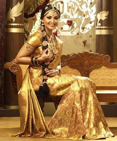 gold bride