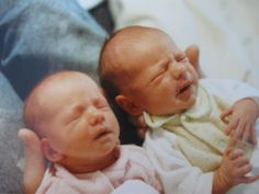 Tips for moms expecting twins for one who has been there done that!