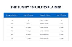 A Beginner Photographer's Guide to Understanding the Sunny 16 Rule