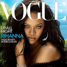 Rihanna is back fronting American Vogue for a fifth time with a captivating June 2018 cover, captured by Mert Alas & Marcus Piggott on location in Ibiza. Rihanna Vogue, Rihanna Body, Rihanna And Drake, Rihanna Style, High Fashion Photography, Glamour Photography, Lifestyle Photography, Editorial Photography, Vogue Magazine Covers