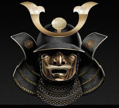 Samurai headdress I have had on my iPod background for two years.