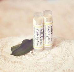 Vanilla Lip Balm - 2 Pack