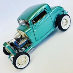 32 Ford, Street Rods, Choppers, Ford Trucks, Scale Models, Hot Rods, Man Cave, Diecast, Cool Cars