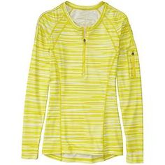 Printed Pacifica UPF Shirt - Performance-fitted without being too tight, this UPF 50+ top in sleek, wicking Swift Stripe with Unstinkable technology protects your skin while combating odors for long days out on the water.