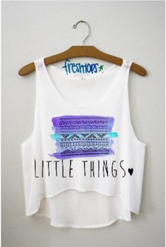 f755571d5e one direction Girls Crop Tops