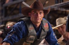 Luke is a bull rider, which is a dangerous but very sexy occupation.                  Image Source: 20th Century Fox