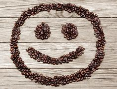 Happy Java Face by Luke Moore Happy Coffee, Coffee Love, Coffee Art, Opening A Coffee Shop, Galaxy Phone Cases, Cozy Cafe, Wood Texture Background, Canvas Prints