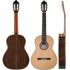 Classical guitar Duke DG21   Excellent concert classic guitar, top of massive Canadian cedar, mahogany massive deck and ribs. The guitar has a powerful and beautiful sound, good dynamics and attack, comfortable neck profile. The instrument corresponds to high and objective requirements for both amateur and professional guitarists.