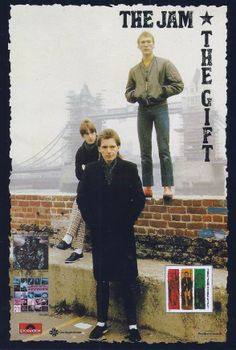The Jam. The Gift. 1982