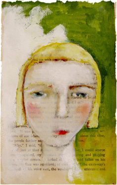 Art by Lynne Hoppe; enjoy discovering how she does what she does on her blog.