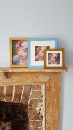 A selection of our square photo frames, perfect for instagram photos