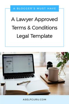 This Terms and Conditions also known as Terms of Use or Terms of Service template is trusted by hundreds of entrepreneurs, bloggers and online businesses and is drafted by an experienced lawyer for blog and your website. This is an affiliate link.#conditions #template #lawyer #websitemusthave #musthave #blog #bloggers #termsandconditions #legal #legalforms #bloglegal #blog #legalpages #website #lawyer #business #onlinebusiness #legaltemplates #legalpolicy How To Start A Blog, How To Make Money, Work Life Balance Tips, Legal Forms, Online Templates, Online Entrepreneur, Blogger Tips, Website Template, Online Business