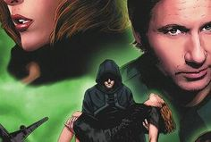 Image result for x files comics