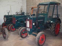 HANOMAG tractors