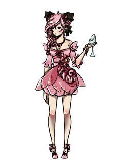 Clefairy Pokémon Gijinka's - Imgur