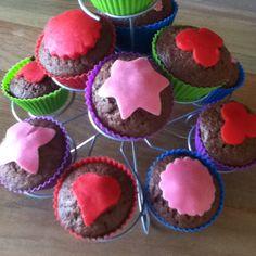 Espresso cupcakes!