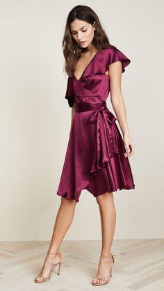 ee7a5f8c1bb8  ad  ComissionLink WAYF Rachelle Wrap Dress