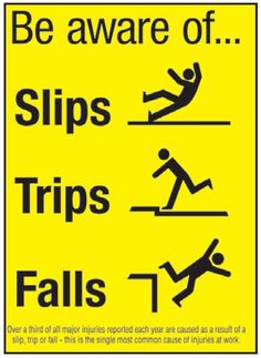 This course provides important information on slips, trips, and falls and ladder safety in a variety of industrial workplaces. Based on OSHA standards, this course helps raise awareness of the root causes of falls on the same level and the serious nature of the resulting injuries, fatalities, and property damage. From identifying the leading scenarios which can lead to fall-related injuries and fatalities to reporting and prevention.