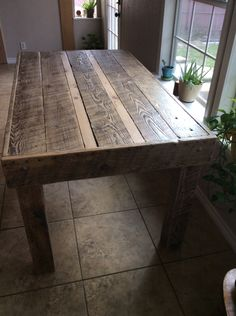 1000 Ideas About Reclaimed Dining Table On Pinterest