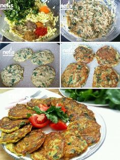 Turkish Recipes, Ethnic Recipes, Food Court, Best Appetizers, Diet Recipes, Food And Drink, Vegetarian, Brunch, Chicken